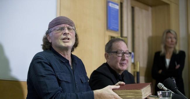 Married Jesus? New book adds fuel to conspiracies