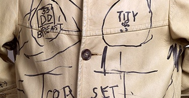 Basquiat-tagged jacket fetches $9,100 at NY sale