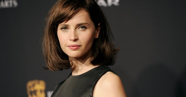 Felicity Jones an essential addition to 'Theory'