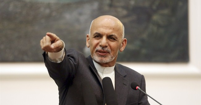 Afghan president has both foe, friend in Pakistan