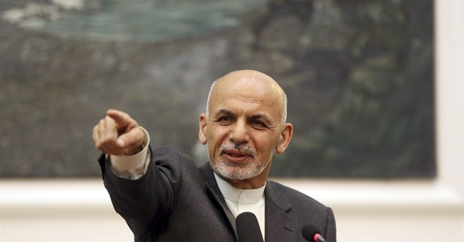 Afghan president has both foe, friend in Pakistan