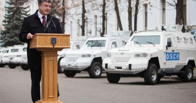 Ukraine: Security deteriorating in rebel-held east