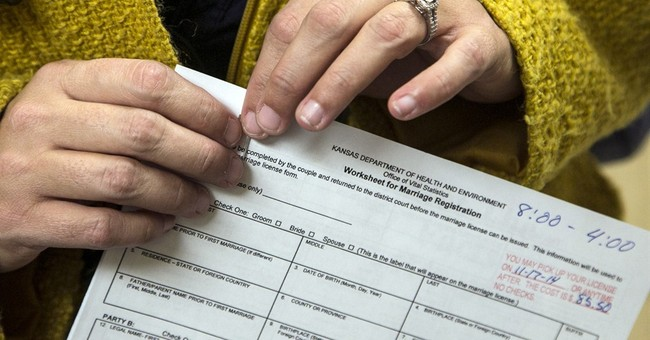 Q&A: Sorting confusion over Kansas gay marriage