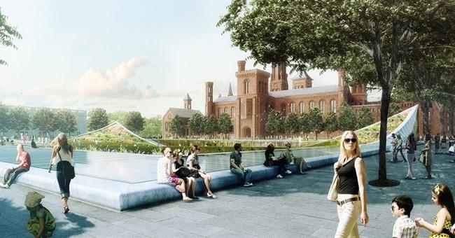Smithsonian unveils $2 billion museum face-lift