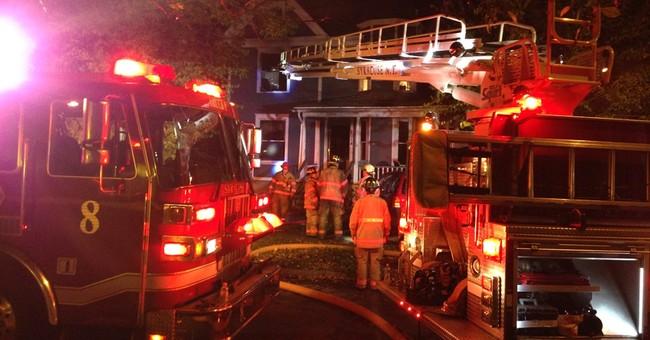 House fire in NY kills 2, including baby; 6 hurt