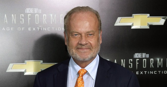 Kelsey Grammer plots return to Broadway