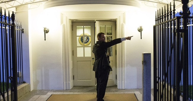 Officers surprised bushes didn't stop WH intruder