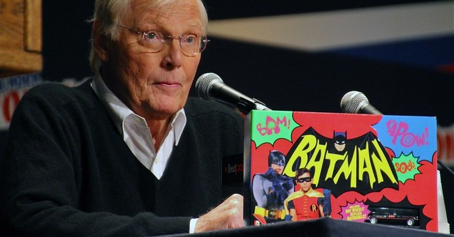 Adam West welcomes first-ever 'Batman' DVD release