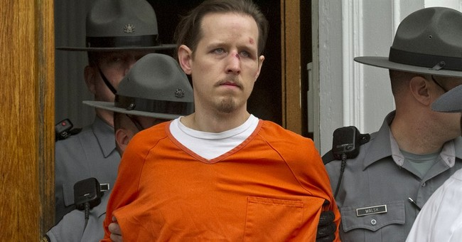 Trooper ambush suspect charged with terrorism