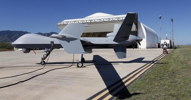 AP Exclusive: Drones patrol half of Mexico border