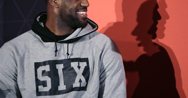 LeBron on social media: You have to be real
