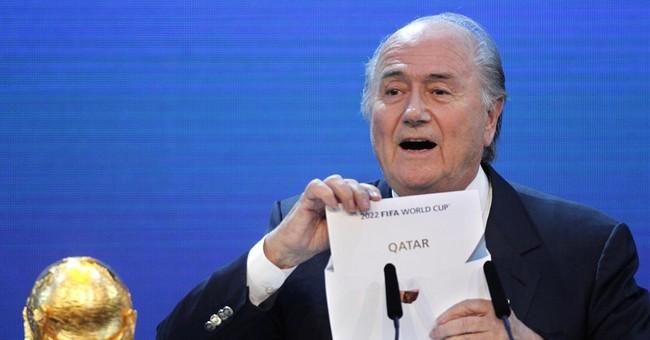 FIFA judge: England damaged World Cup bid process
