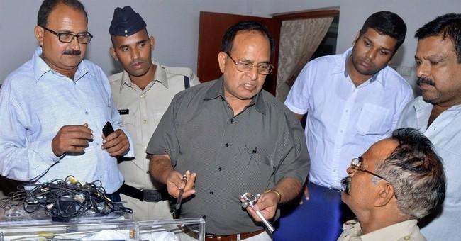 Drug maker arrested in India sterilization deaths