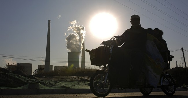 China must change economy to meet climate targets