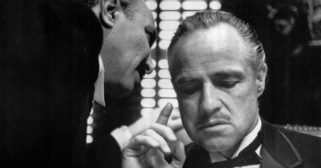 How could you refuse? Godfather house is for sale