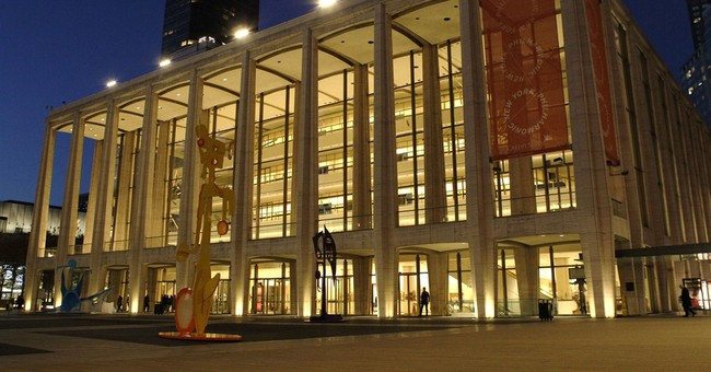 NYC's Lincoln Center to rename Avery Fisher Hall
