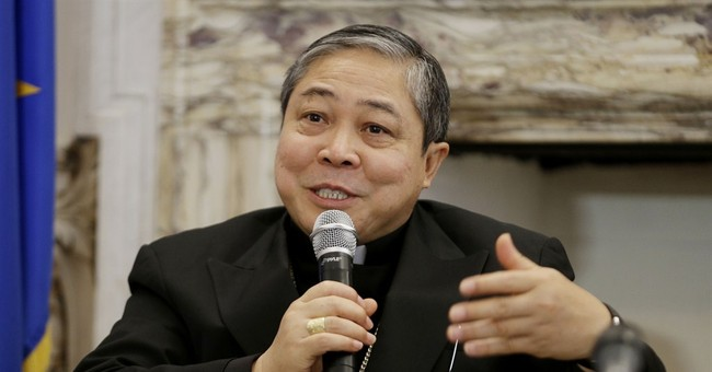 Vatican rep: 2015 'ideal time' for pope NY visit