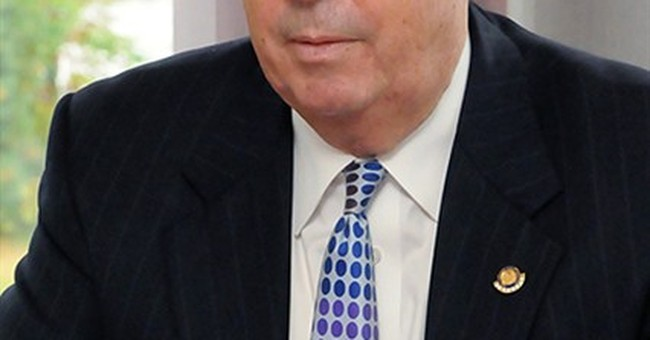 GOP used car salesman tops senior W.Va. senator