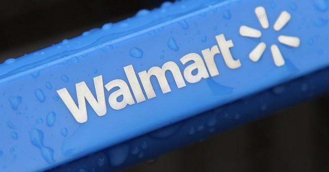 Wal-Mart sales perk up ahead of holiday