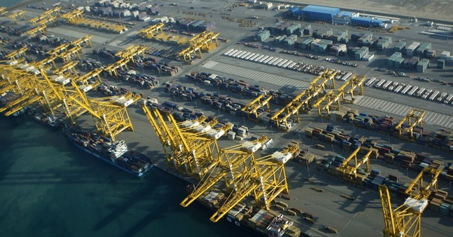 Dubai port firm to buy free-zone company for $2.6B