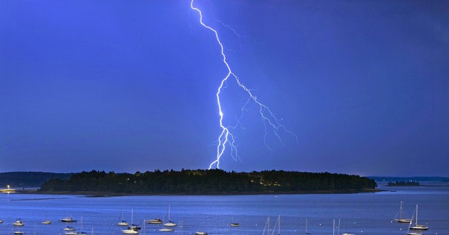 Study finds as world warms, US gets more lightning