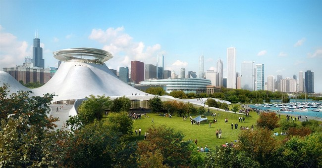 Lawsuit fights George Lucas' lakefront museum plan