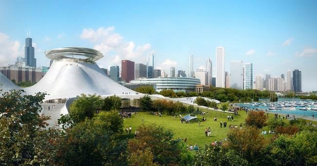 Lawsuit fights George Lucas' lakefront museum plan
