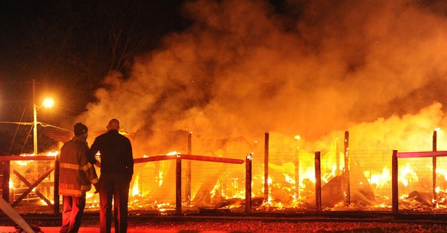 No deaths in fire at Miss. Agriculture Museum
