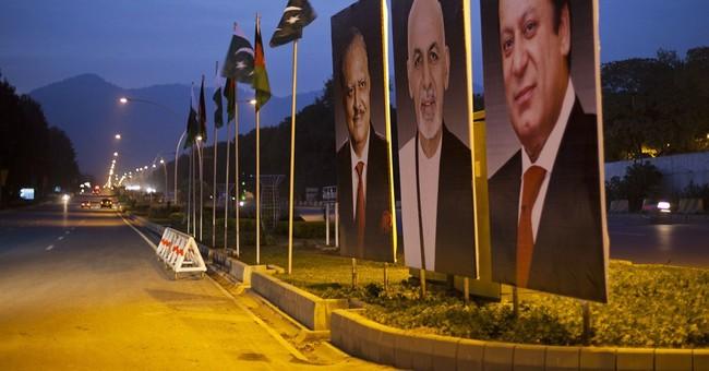 Afghan leader aims to repair ties in Pakistan