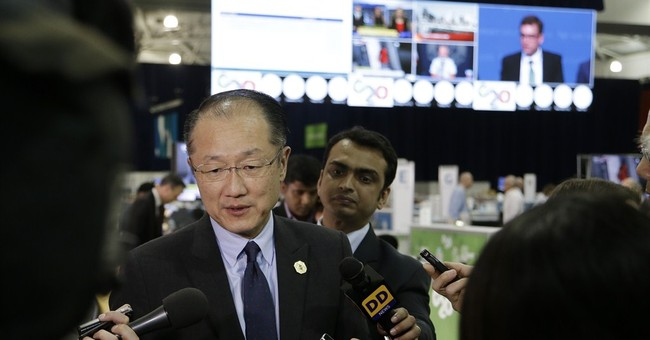 World Bank boss plans fund for next Ebola crisis
