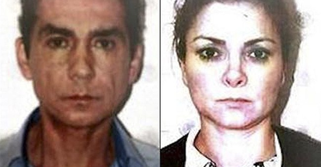 Mexico couple's desperate search for missing son