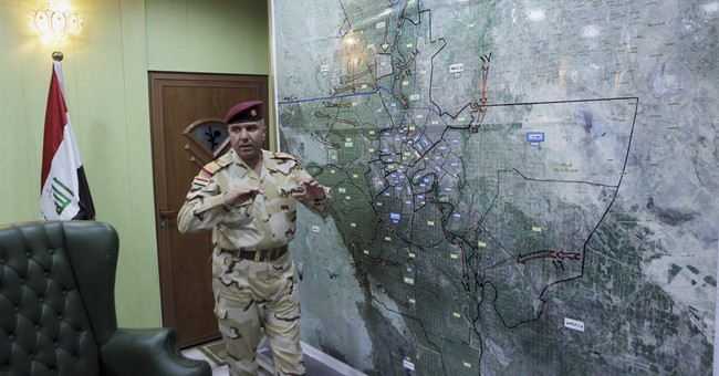 Baghdad anti-IS war room model for Iraq-US command