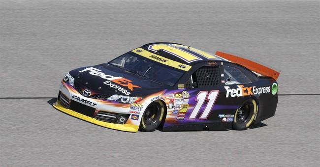 ESPN nears checkered flag in NASCAR coverage