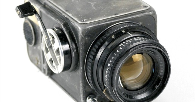 Camera taken to space in '60s sold for $275,000