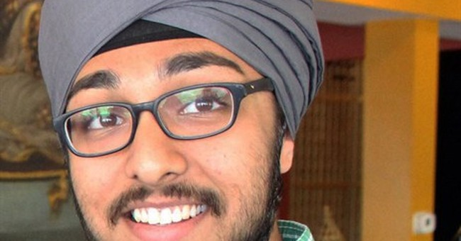 NY Sikh student says Army rules bar him from ROTC