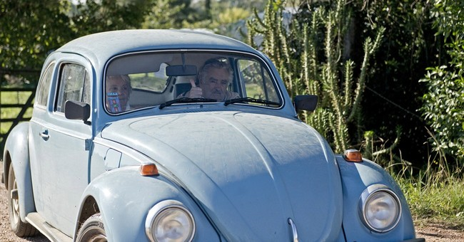 Uruguay leader won't sell car even for $1 million