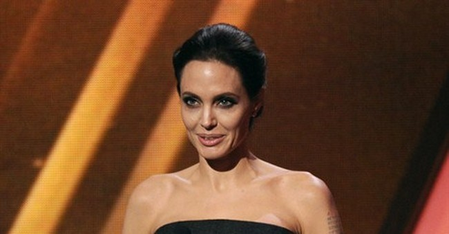 Stars serious and silly at Hollywood Film Awards