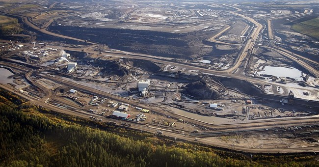 Can low oil prices be good for the environment?