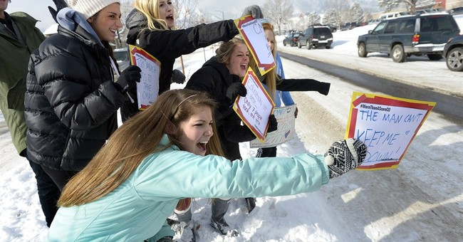Denver-area seniors protest new state tests