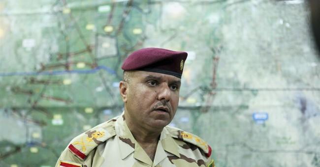Baghdad anti-IS war room model for Iraq-US command