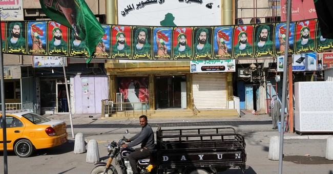 Shiite holy month sees show of strength in Baghdad