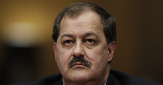 Coal exec's image looms in deadly blast case