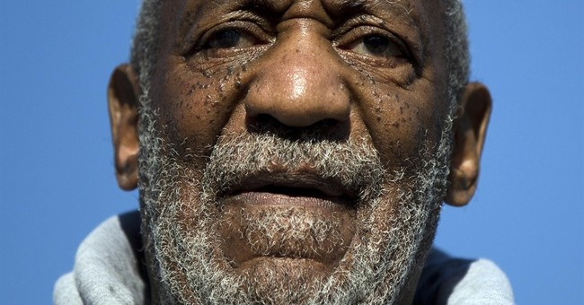 Bill Cosby's guest shot with Letterman canceled