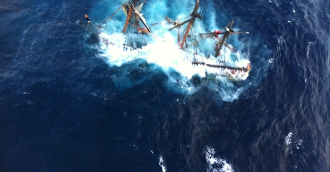 Insurer sues owner of tall ship that sank in Sandy