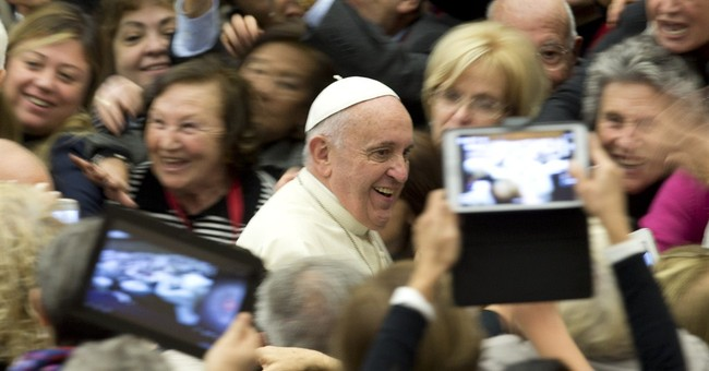 Pope denounces euthanasia as 'sin against God'