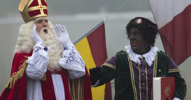 With Saint Nick's entry comes racial controversy