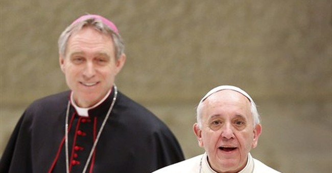 Pope tells missionary group to respect culture