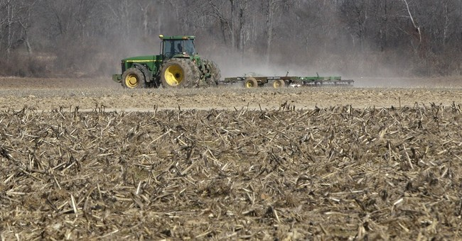 Farm bill plows under direct payments