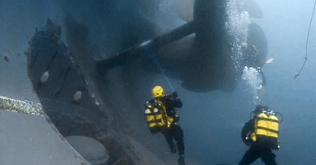 Diver killed working on Concordia in Italy