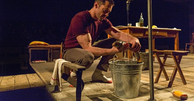 Review: Hugh Jackman stars in wistful 'The River'